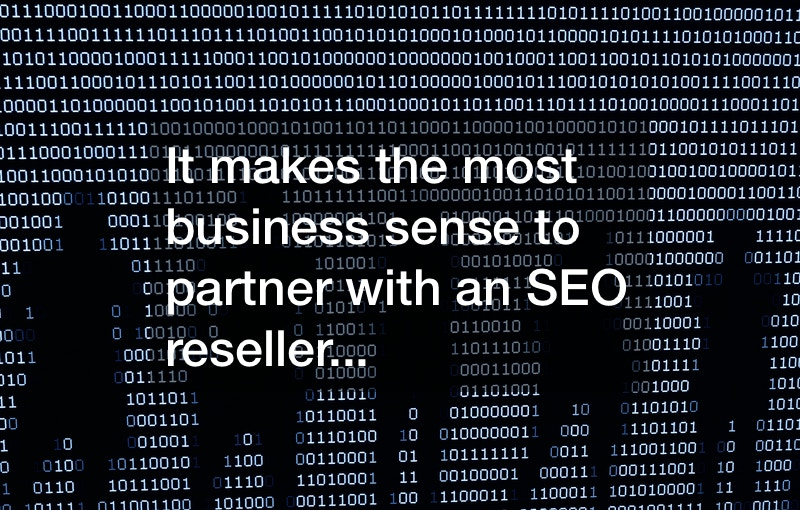 white labeled seo reseller service