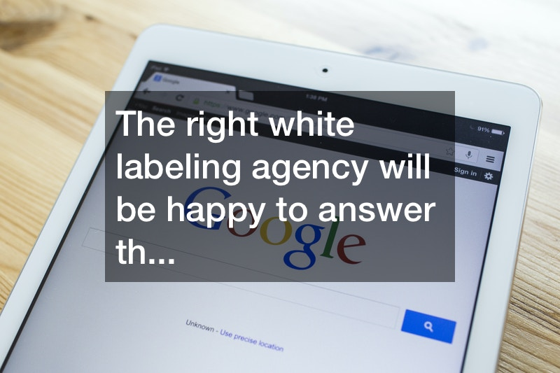 white labeled agency