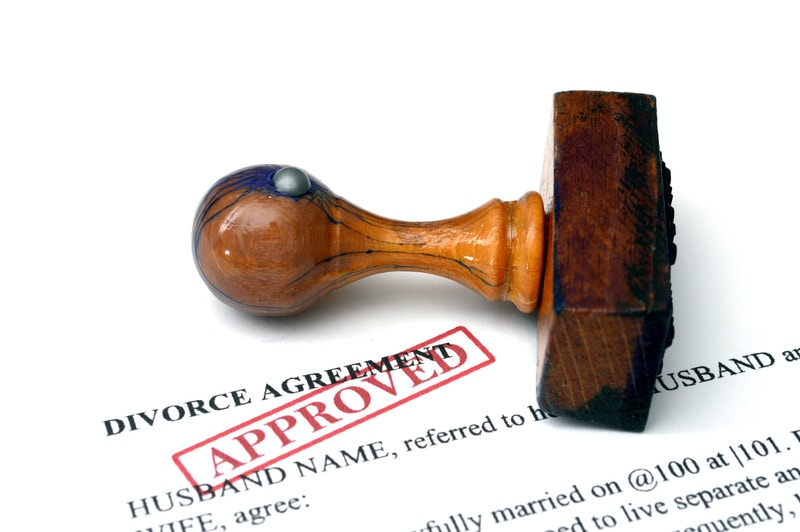 Process of declaring bankruptcy