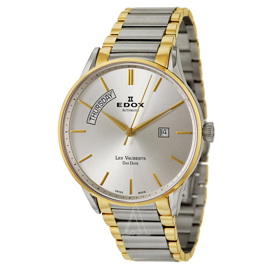 EDOX-Les-Vauberts-Day-Date-Automatic-83011-357J-AID