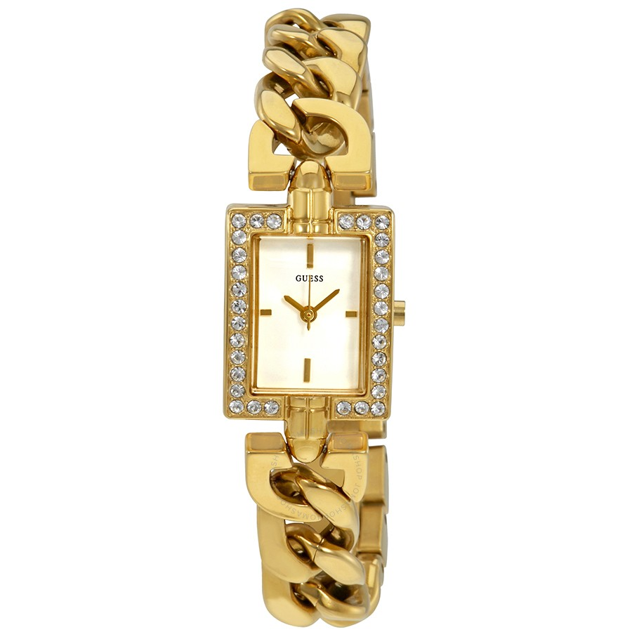 Guess-W0540L2-Trend-Silver-Gold-tone-Watch