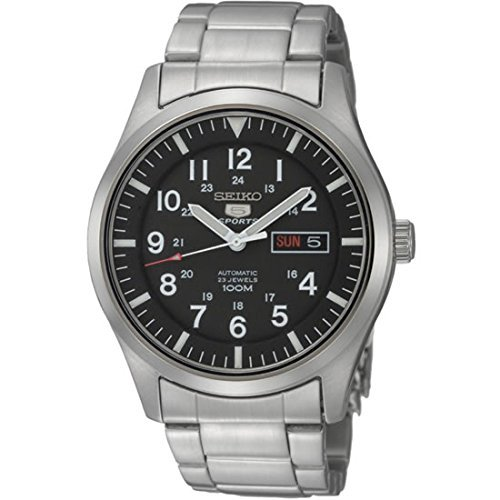 Seiko-5-Sports-Military-Automatic-Gents-SNZG13J1