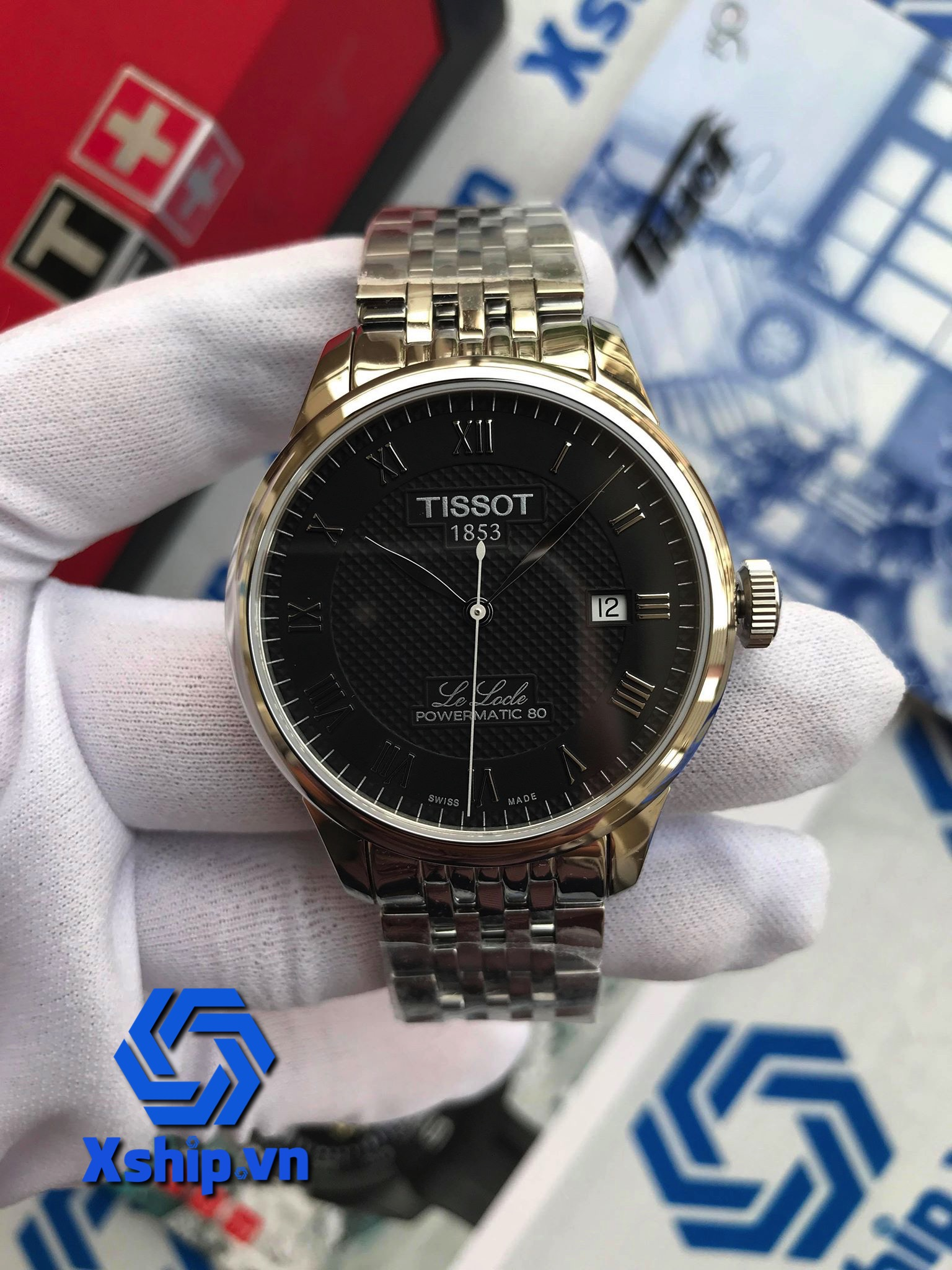 Tissot Le Locle Powermatic 80 T006.407.11.053.00 (T0064071105300)