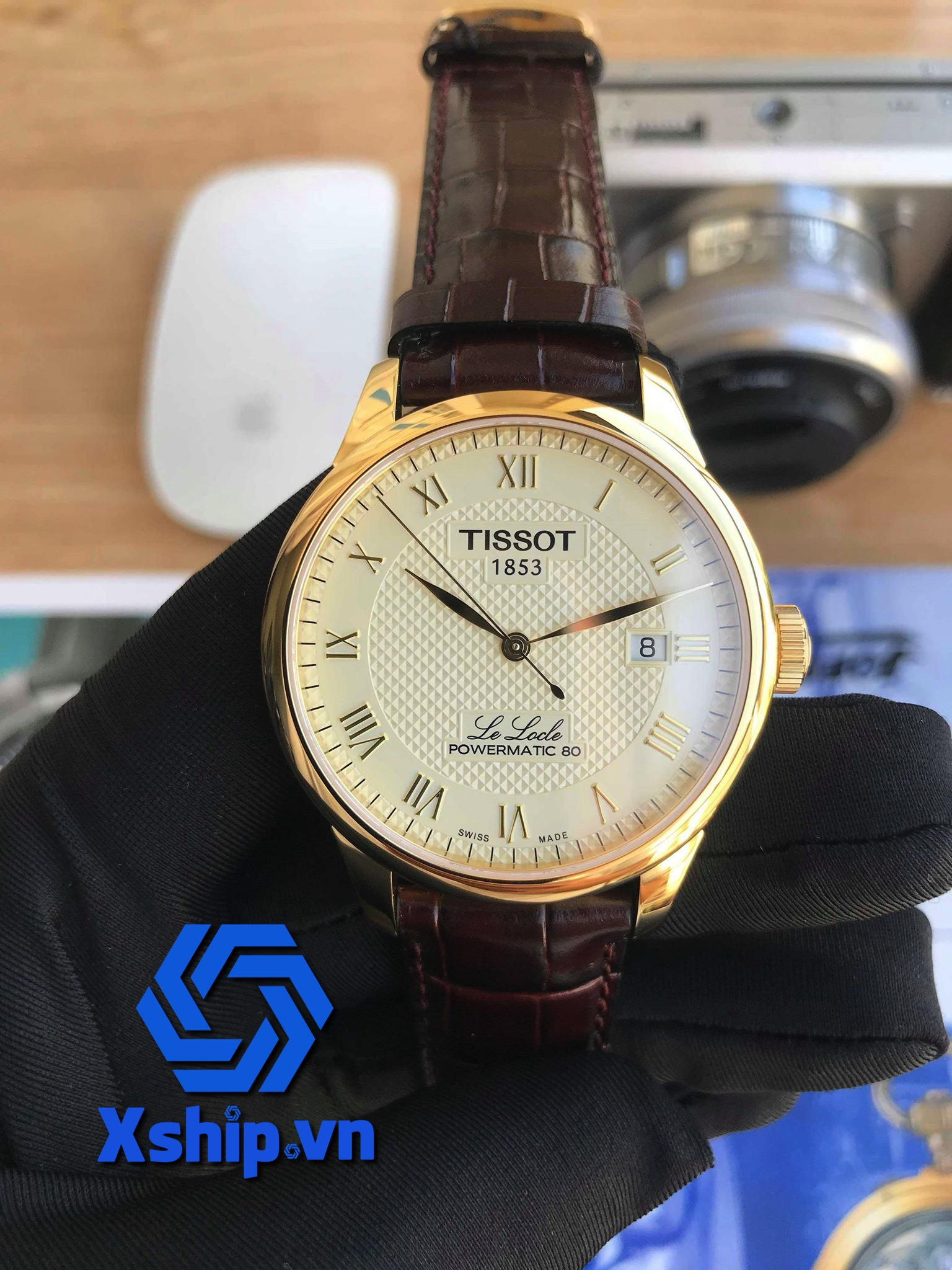 Tissot Le Locle Powermatic 80 T006.407.36.263.00 (T0064073626300)