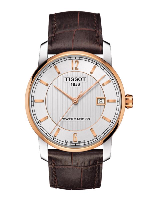 Tissot Titanium Automatic Gent T087.407.56.037.00 (T0874075603700)