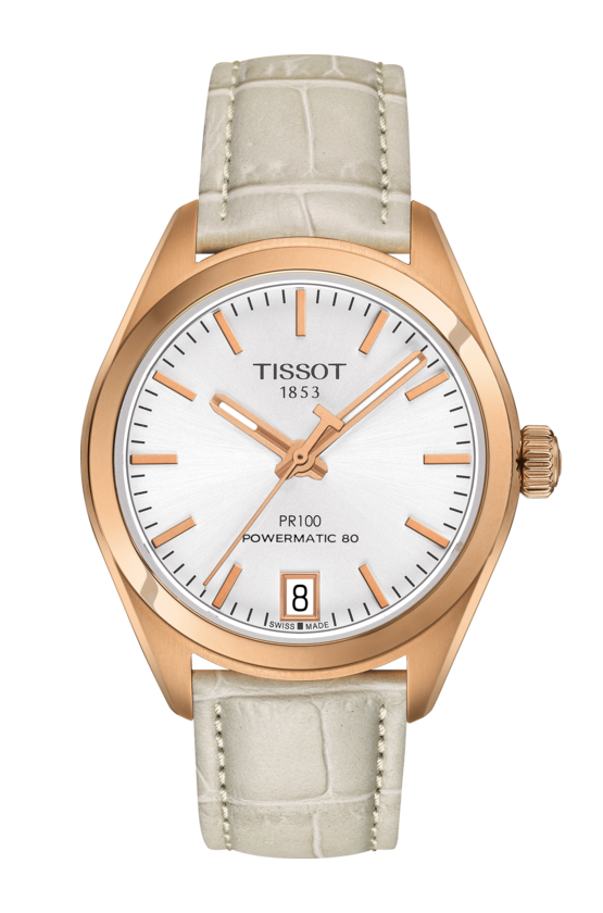 Tissot-PR-100-Powermatic-80-Lady-T101.207.36.031.00-(T1012073603100)