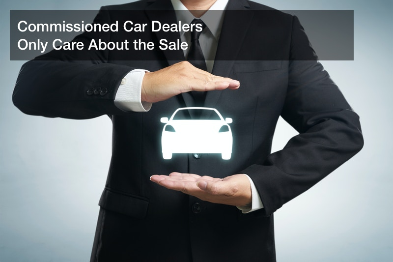 the car dealer