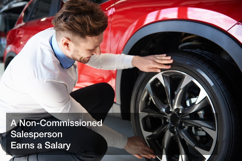 car dealership sales commission
