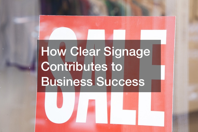 signage contractor