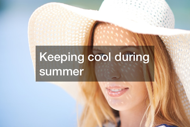 how to cool a swimming pool