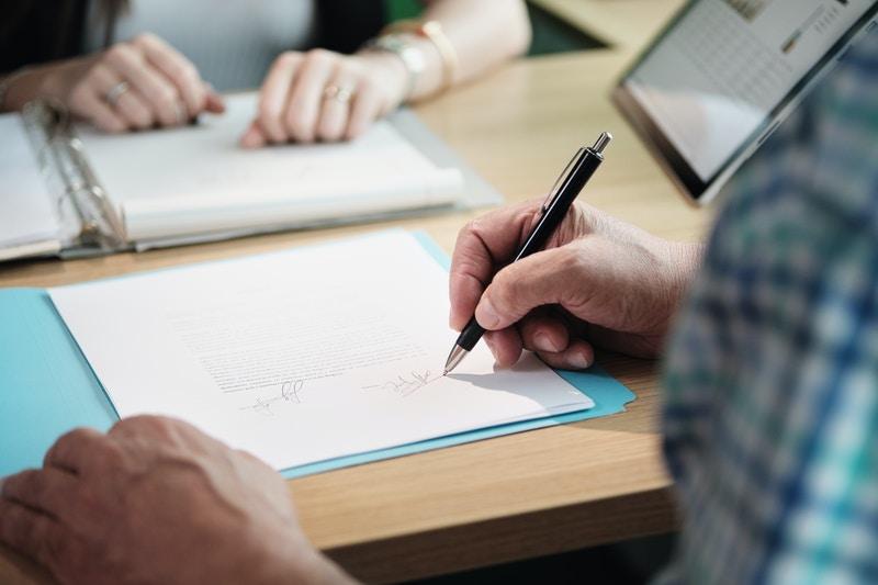 Law school application process
