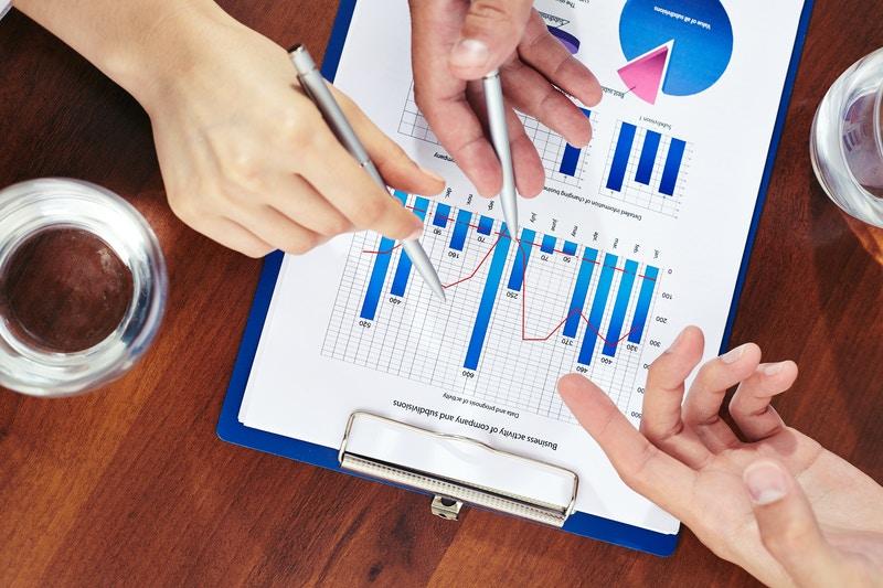 Marketing logistics concept