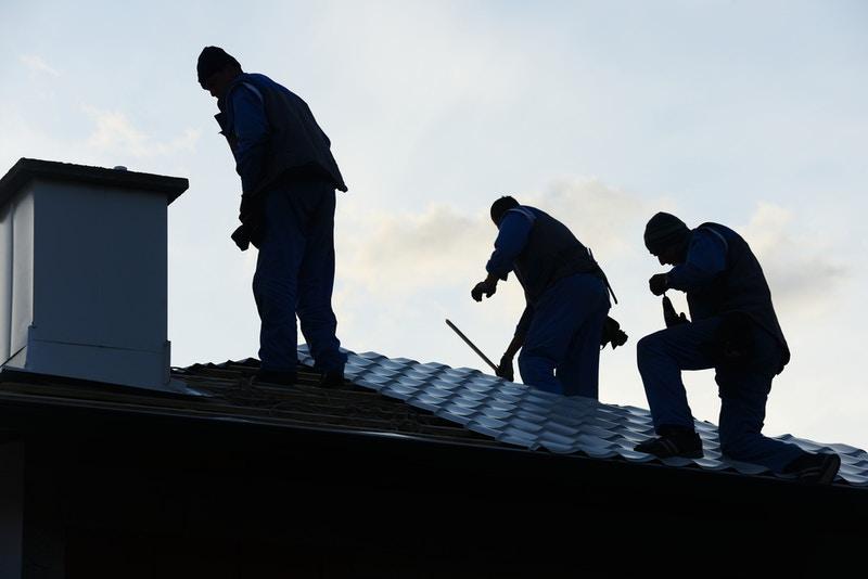 average cost of roof repair for leak