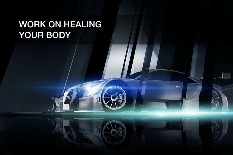 coping with a car accident