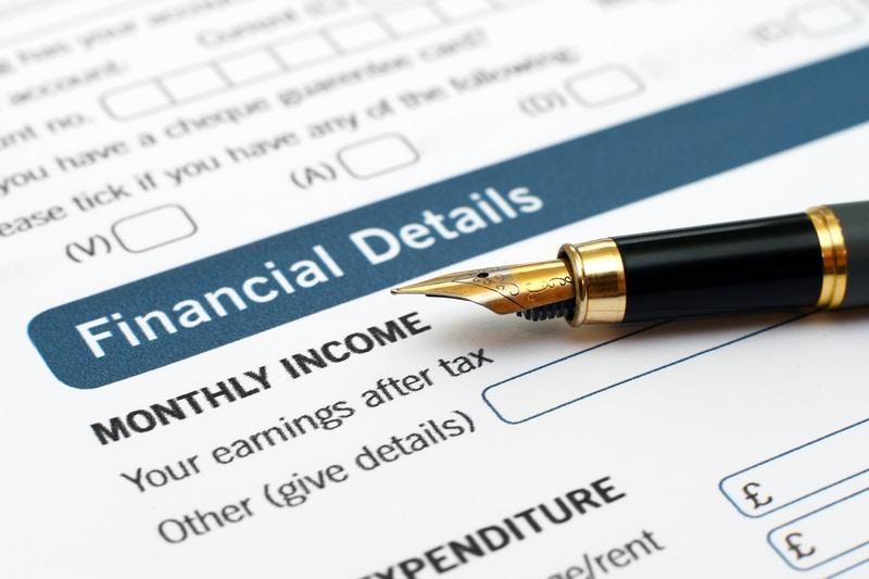 Filing bankruptcy