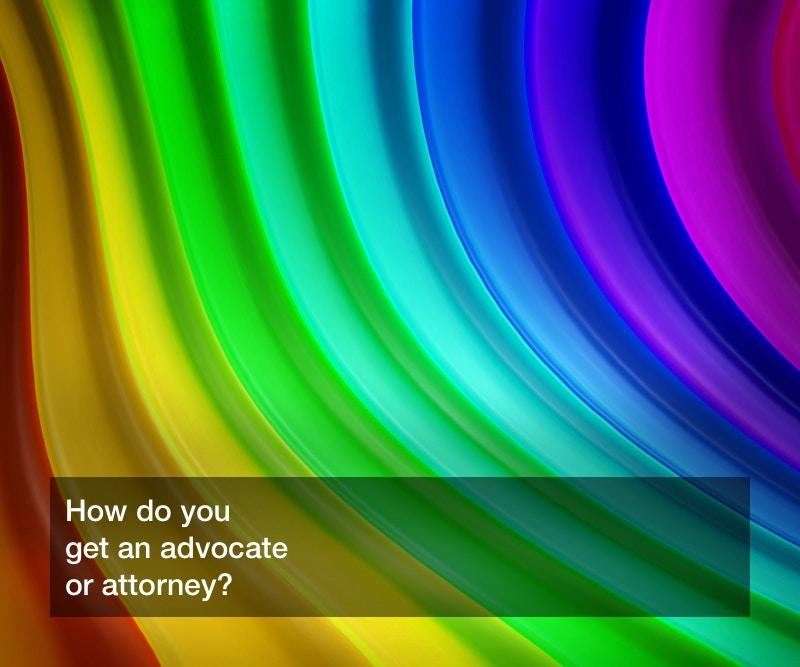 advocate or attorney