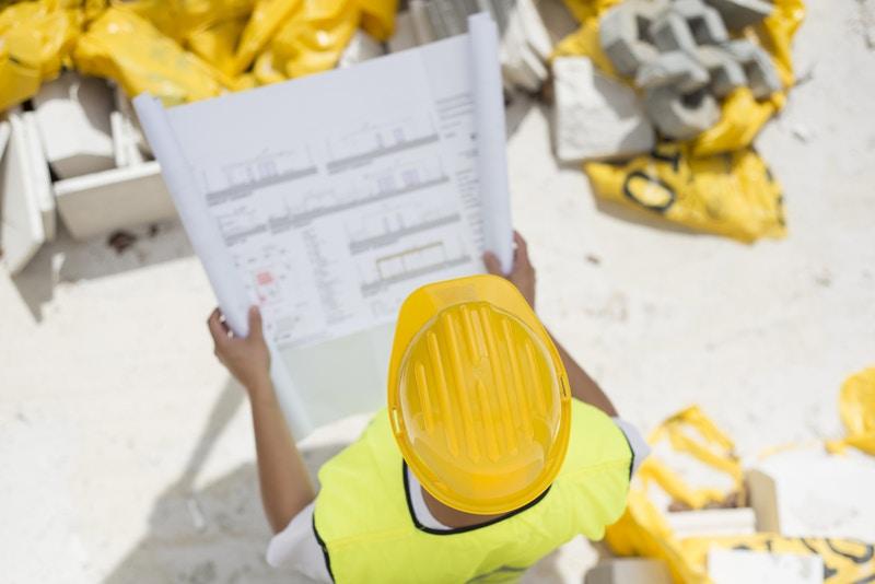 Concrete tool rental