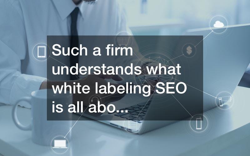white labeling seo