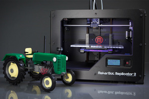 Makerbot replicator 2 xl