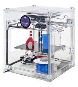 Bfb 3dtouch clear 3d printer