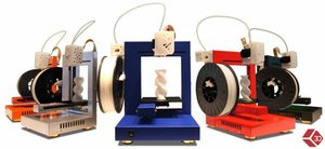 Up 3d printer range small