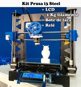 Prusa i3 steel full 3d printer price