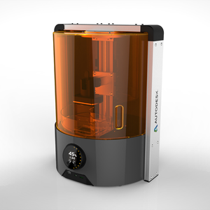 Autodesk ember 3d printer partners with hp on spark 3d platform 1