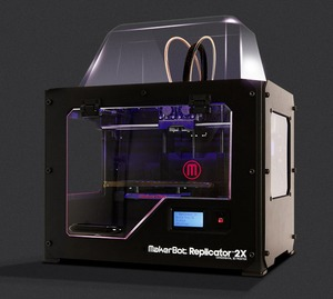 Makerbot industries replicator 2x 04