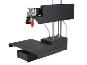 0009481 printrbot simple metal 3d printer black assembled