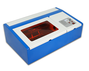 Co2 laser engraver machine sh k40 cutting 220v 40w laser cutter engraving