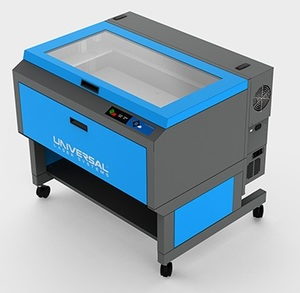 You3dit 3d design and fabrication platform make for Universal laser systems