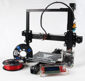 Tevo tarantula i3 aluminium extrusion 3d printer kit printer 3d printing 2 rolls filament large