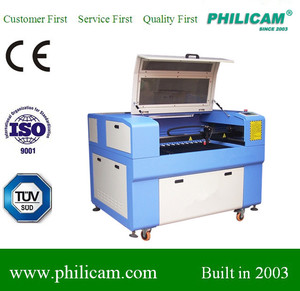 Phillicam easy to operate co2 laser engraving