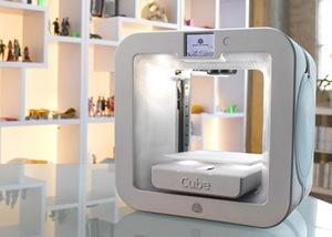 Cube 3 3d printer