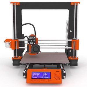 Best 3d printer prusa research original prusa i3 mk3 front