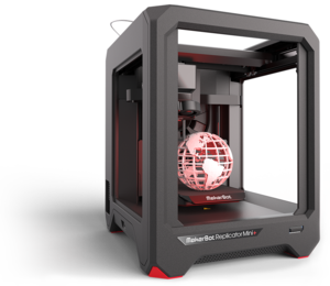 Makerbot replicator mini product image