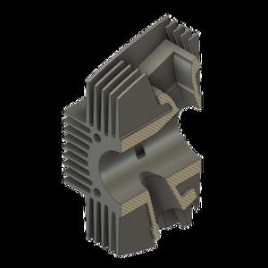 Motobi cylinder