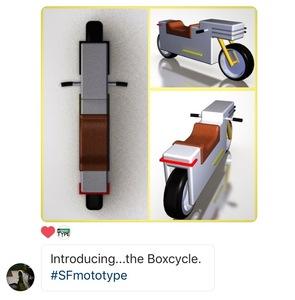 Boxcycle