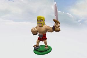 Clash figurine2
