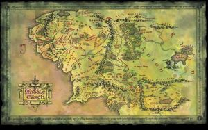 Frodo epic journey real geography 3