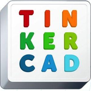 Tinkercad logo medium