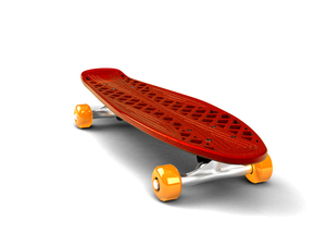 Solid concepts skateboard