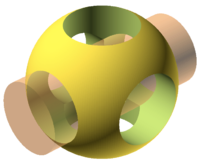 200px openscad logo