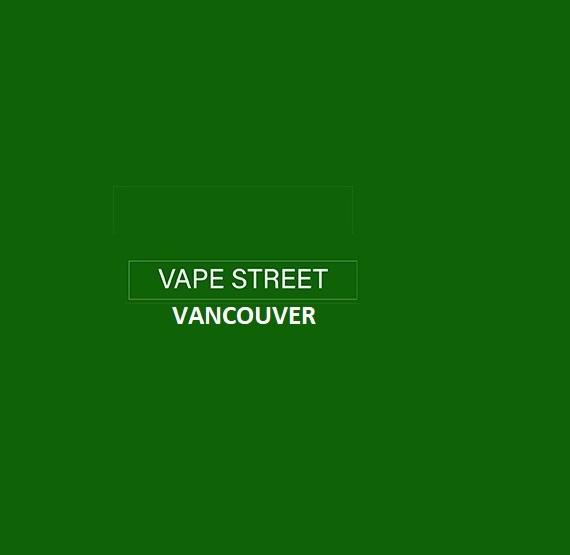 Vape Street Vancouver BC