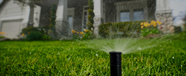 Sprinkler irrigation repair