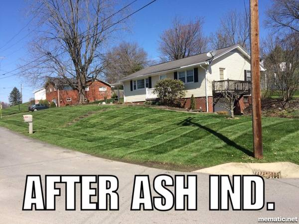 Ash Industries, Clarksburg, WV