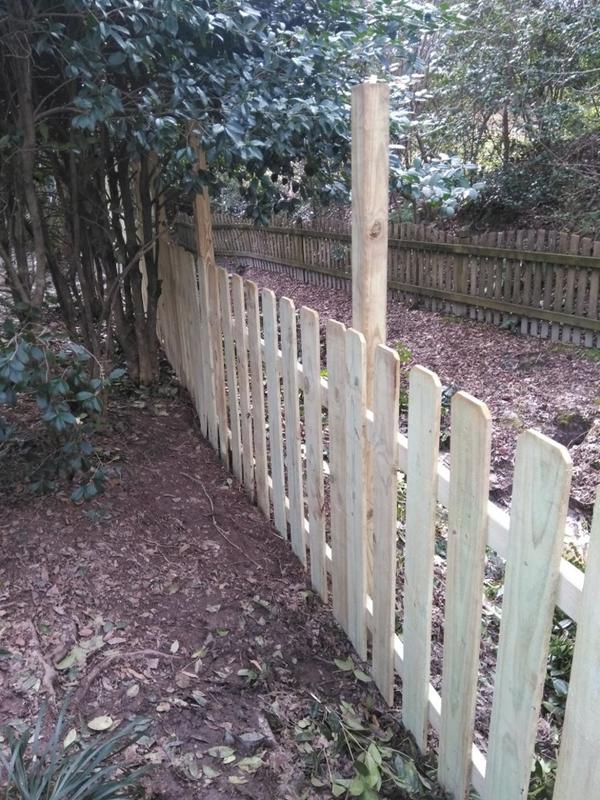 Fenceinstall