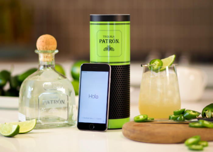 Patron Amazon Echo Hed 2016 1