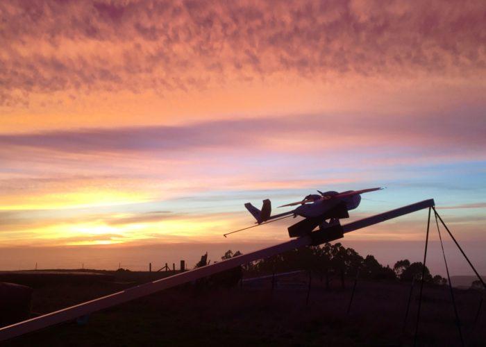 Zipline Zip Rwanda Sunset Drone Delivery Tanzania