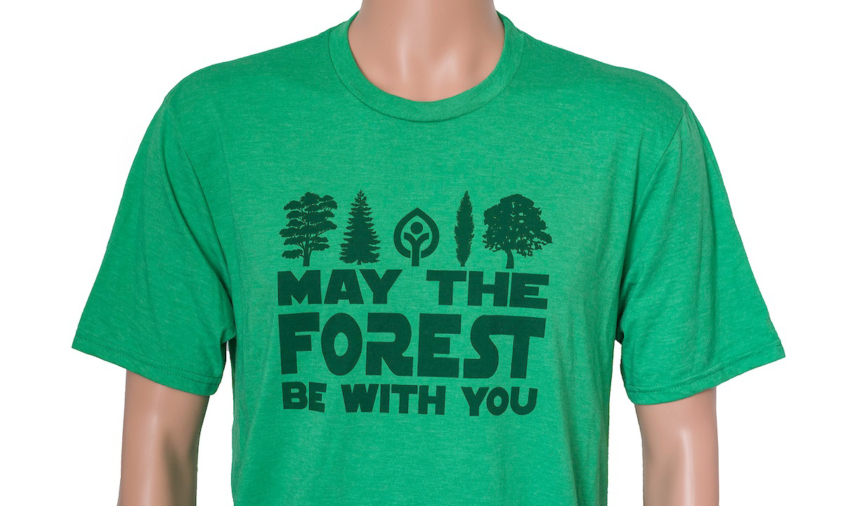 May the forest tee